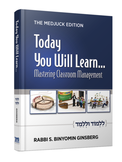 Today You Will Learn: Mastering Classroom Management