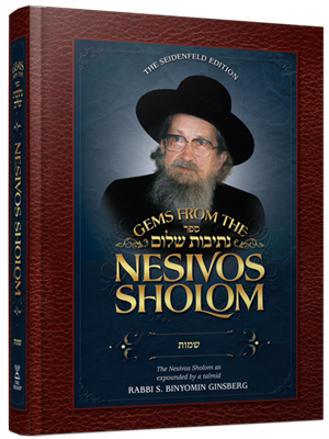 Gems from the Nesivos Shalom: Shemos