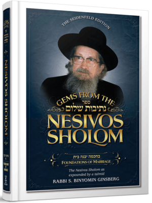 Book Cover Nesivos Sholom